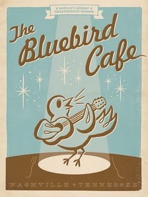 The Blue Bird Cafe in Nashville Tenn., hosts performers including up-and-coming songwriters along with stars in country music as well as pop, rock and Contemporary Christian hits.