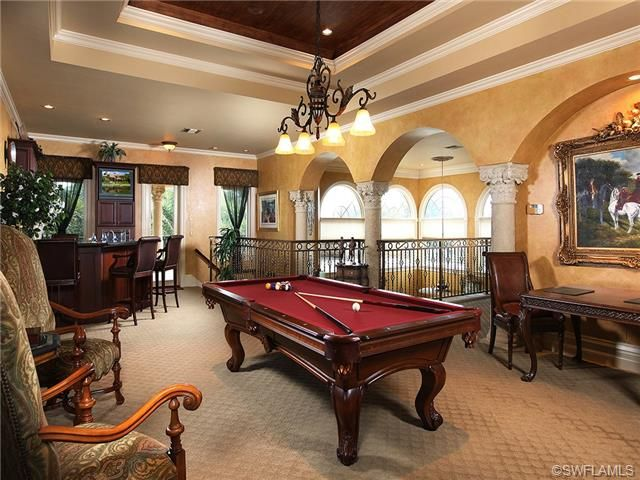 54 Best Billiard Room Images On Pinterest: 17 Best Images About Game On: Game Room Ideas On Pinterest
