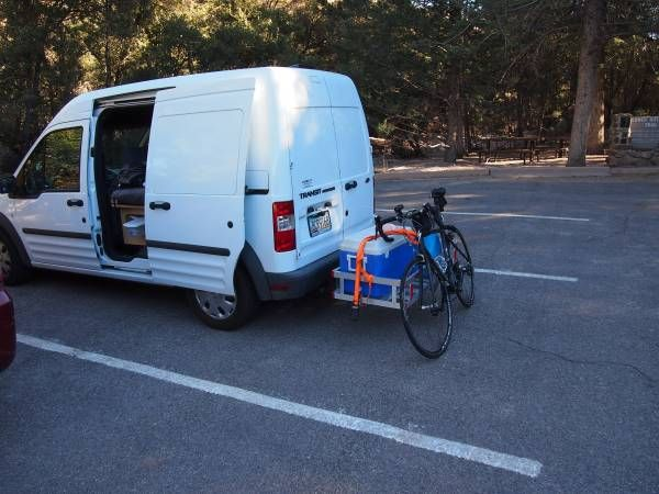 Ford Camper Van Class B Classifieds - Craigslist, eBay, RV Trader Online Ads - 2010 Transit Connect For Sale in Red Lodge, Montana | Price: $18,000.