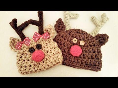 Estas navidades podrás resguardarte del frío con este gorro tan divertido y original. :-)
