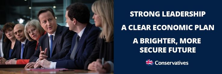 The Conservative Party manifesto.