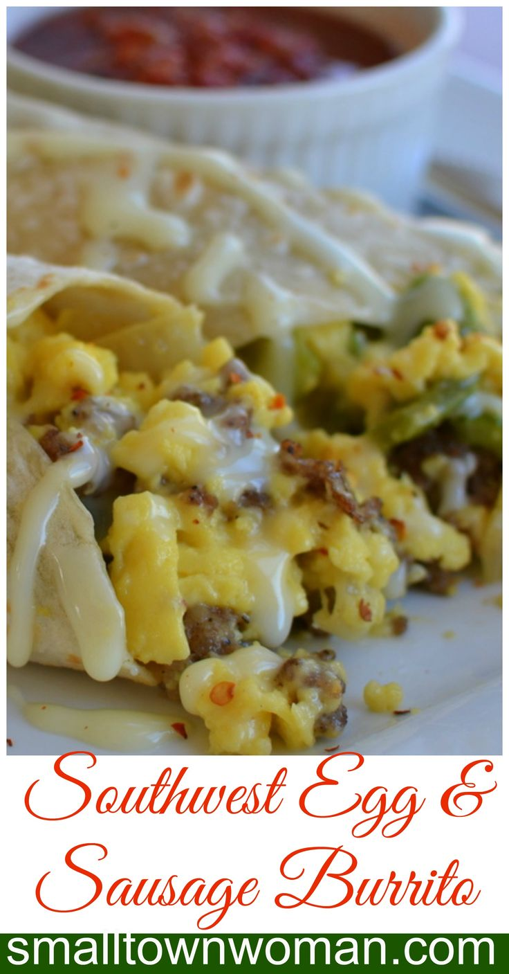 Breakfast is by far the most important meal of the day!  These scrumptious Southwest Egg Burritos will have your day off to a great start and you will be whistling Dixie!!!