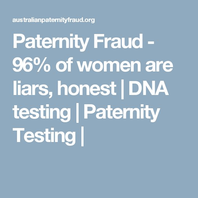 Paternity Fraud - 96% of women are liars, honest | DNA testing | Paternity Testing |