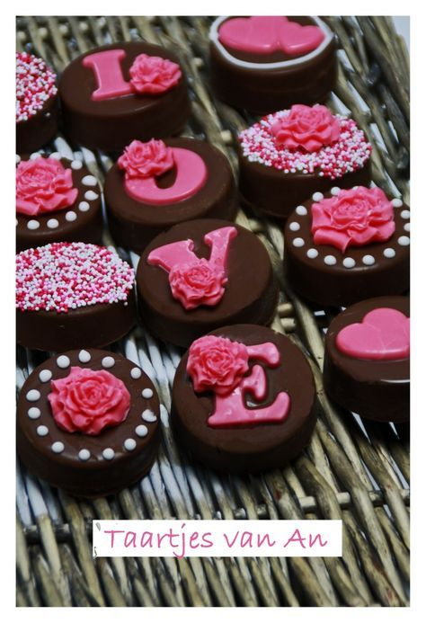 CookieChocs oreo PP style Taartjes van An