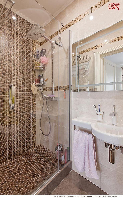 Дизайн интерьера санузла в ЖК «Дом на Давыдковской»  http://www.ok-interiordesign.ru/ph35_design-kvartir.php
