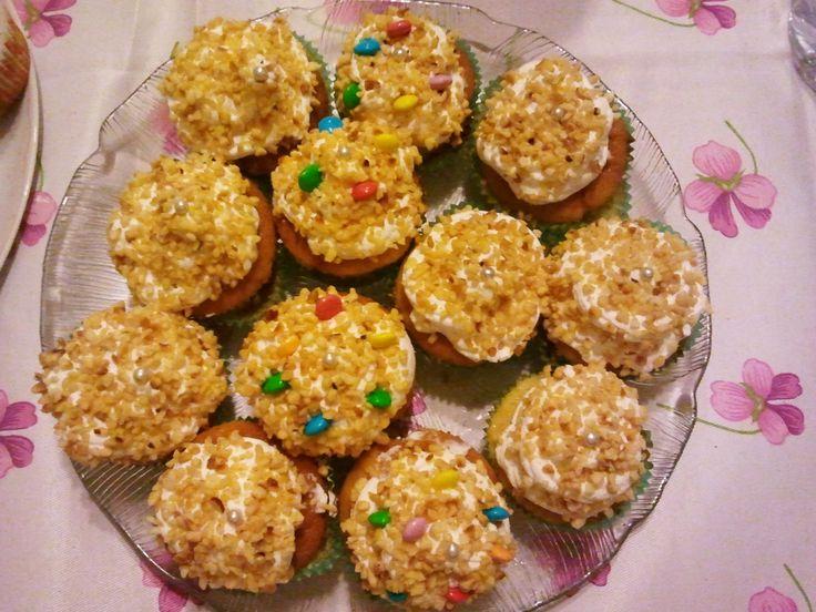 Cupcake al caramello