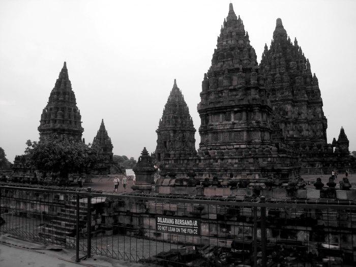 Candi Prambanan Yogyakarta, Indonesia