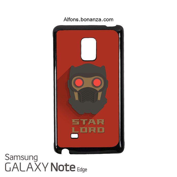 Star Lord Superhero Samsung Galaxy Note EDGE Case