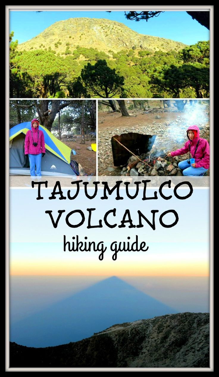 Hiking guide to the highest peak of Central America volcano Tajumulco, Guatemala