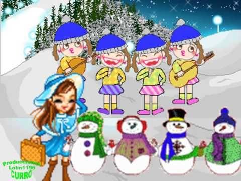 Canción Infantil Tiri, Tiri, Tiritá (invierno)