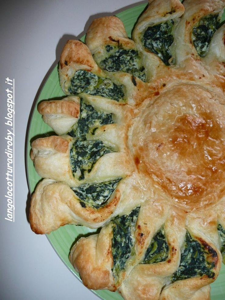 Sole di pasta sfoglia   Angolo cottura di Roby