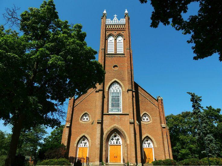 st augustine church dundas ontario - Google Search