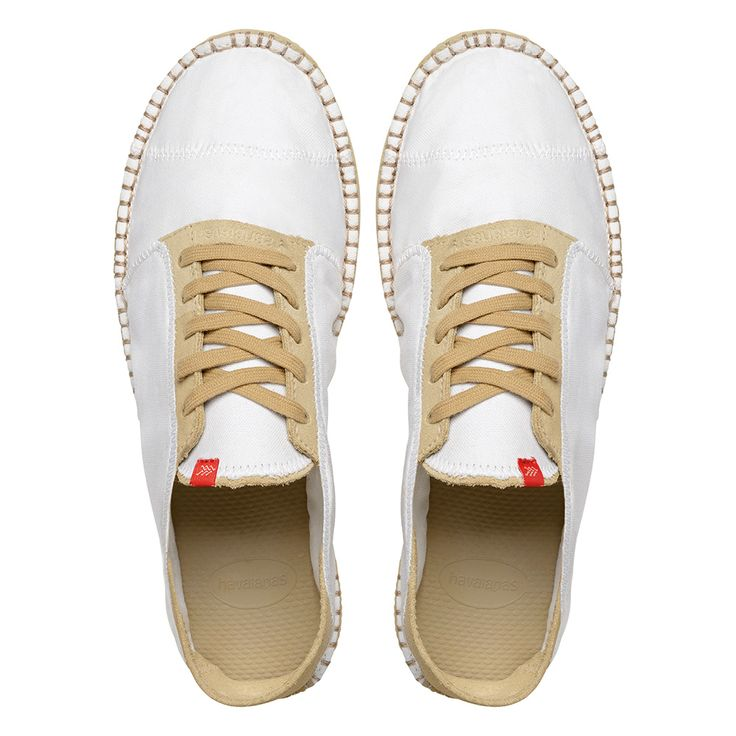 Tênis Alpargatas Havaianas Origine Sneaker II Branco , havaianas
