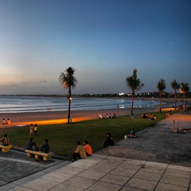 Kuta beach - Chill vibes (Bali, Indonesia)