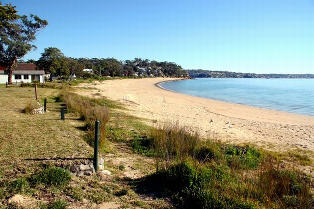 Footsteps to the Beach-location shot call 9527-7733 to book or bundeenarealestate.com.au