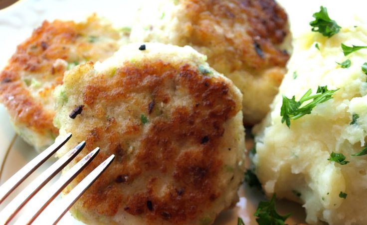 Norwegian Fish Cakes