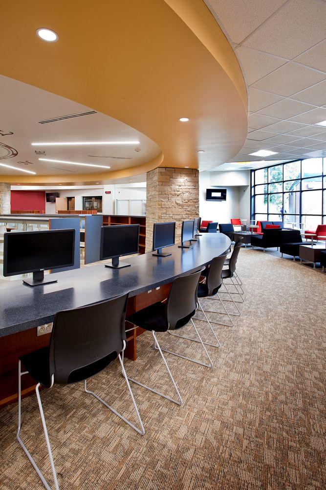 Arapahoe High School Library