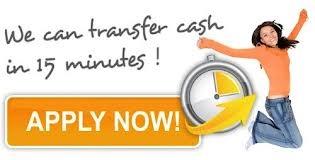 Transfer cash in 15 minutes. http://www.12monthloan.org.uk/short-term-12-month-loans.html