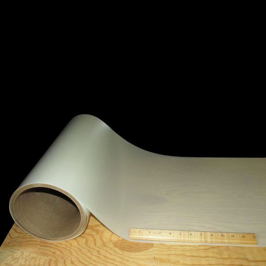 """Blank Mylar (also called blank stencil film) - choose from 4 mil, 7 mil, 7.5 mil, 10 mil, 14 mil, 22 mil LDPE and 6 mil adhesive-backed vinyl material below. This is a premium quality blank stencil material. Priced per foot. Choose from 18"""", 24"""", 41"""", 48"""", 51"""", or 72"""" wide roll sizes. Please select the amount of feet needed below."""