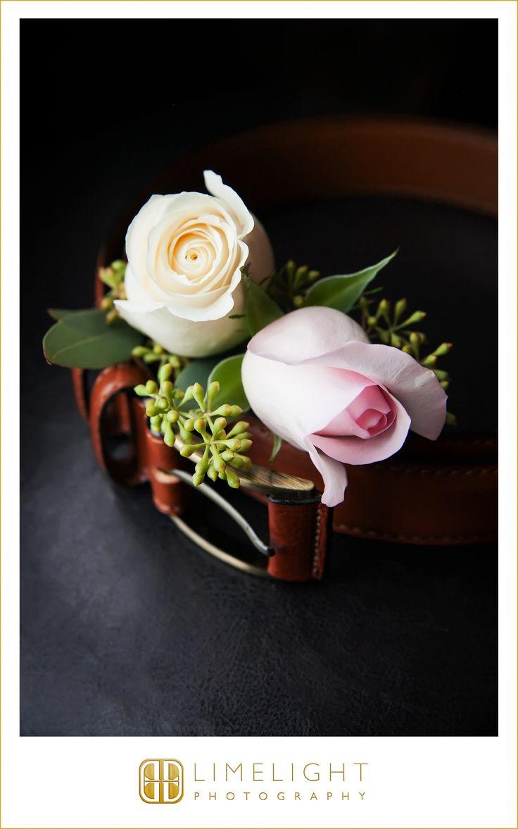 #wedding #photography #weddingphotography #DonCeSar #StPetersburg #Florida #stepintothelimelight #limelightphotography #weddingday #bride #groom #gettingready #details #boutonniere #roses #blush #ivory #belt