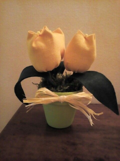 Tulipani stoffa