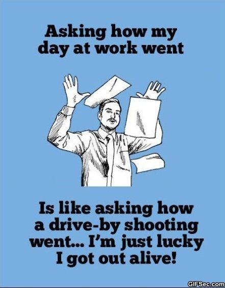 Funny Memes For A Bad Day At Work : Work week meme day at funny pictures and