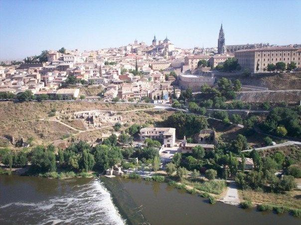 City on a hill, Toledo