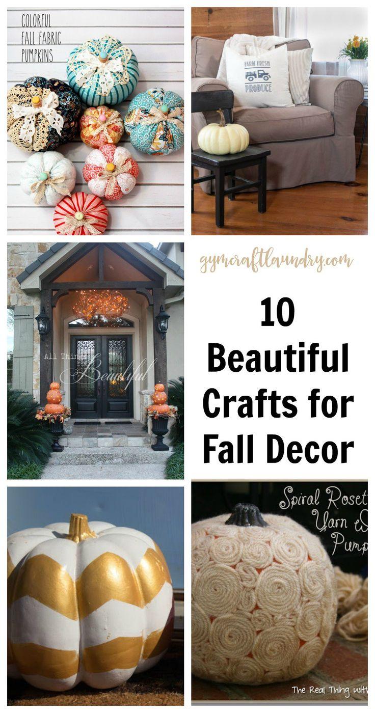 211 best Pumpkin ideas images on Pinterest | Pumpkin crafts, Fall ...