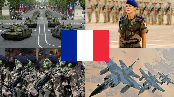 French Armed Forces | French Military Strength 2017