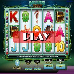 Casinos Online Gratuito no Brasil | Dolphin Reef