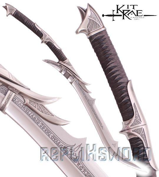 kit rae swords | ... Les officielles > Kit Rae > Kit Rae - Mithrodin Sword Epée - KR0025