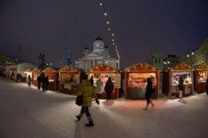 Helsinki Blog | Es weihnachtet wieder in Helsinki | Bild: Helsinki City Tourist & Convention Bureau, Kimmo Brandt