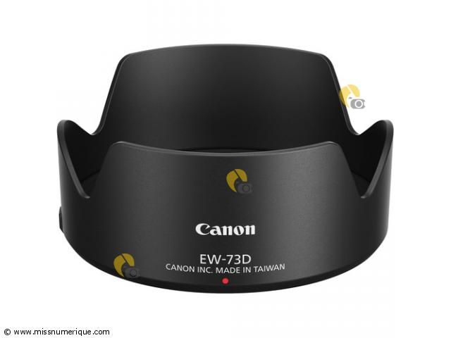 CANON pare-soleil EW-73D