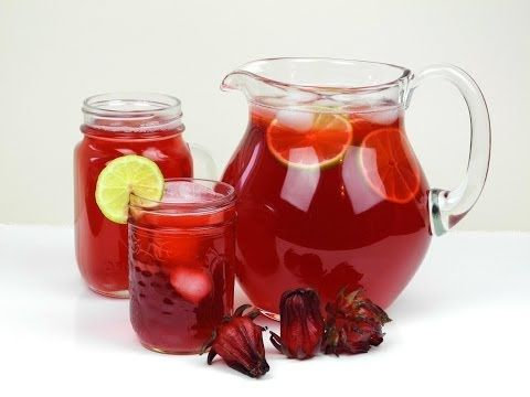 Traditional Caribbean Sorrel Drink.|CaribbeanPot.com   Had this in St. Kitts.   Was delicious and will try to make here.