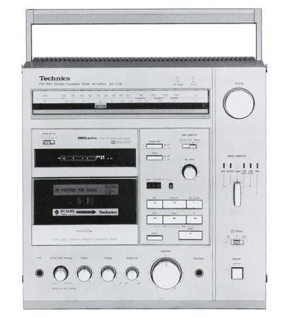 Technics SA-C06 (1982)