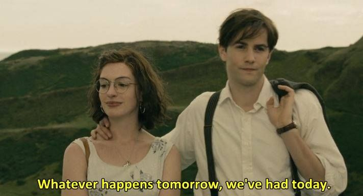 One Day <3 movie love. Amazing film have to watch. Follow me:: Rebecca henson
