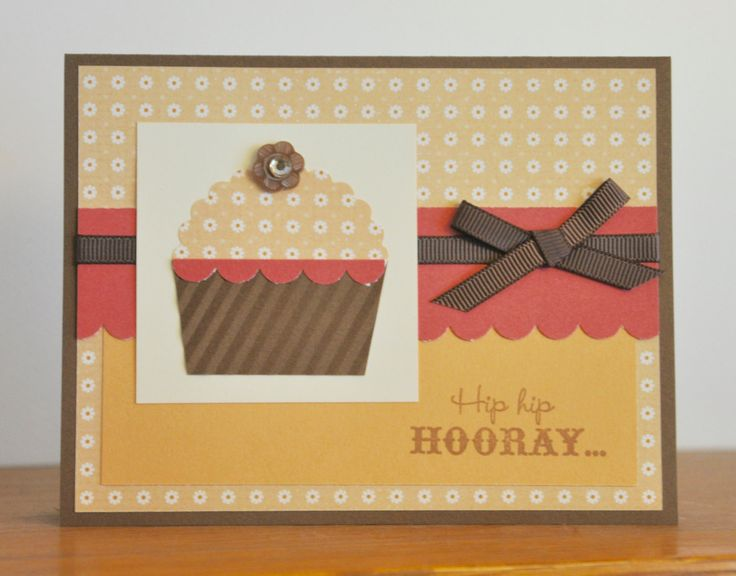 Hip Hip Hooray Birthday Card by Leisascardshop on Etsy