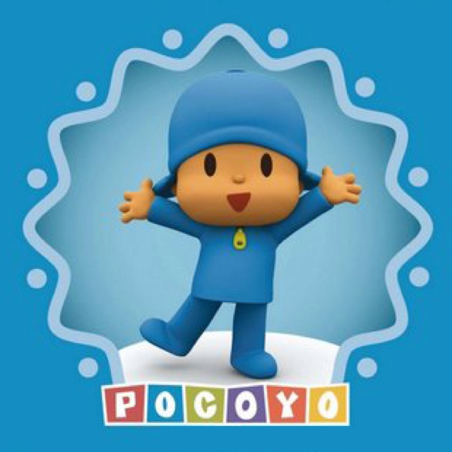 Pocoyo - our entire family loves to watch this show