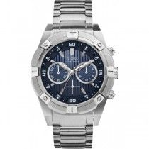 GUESS Stainless Steel Chronograph Bracelet W0377G2