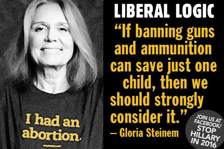 Liberal Logic: The hypocrisy is maddening.