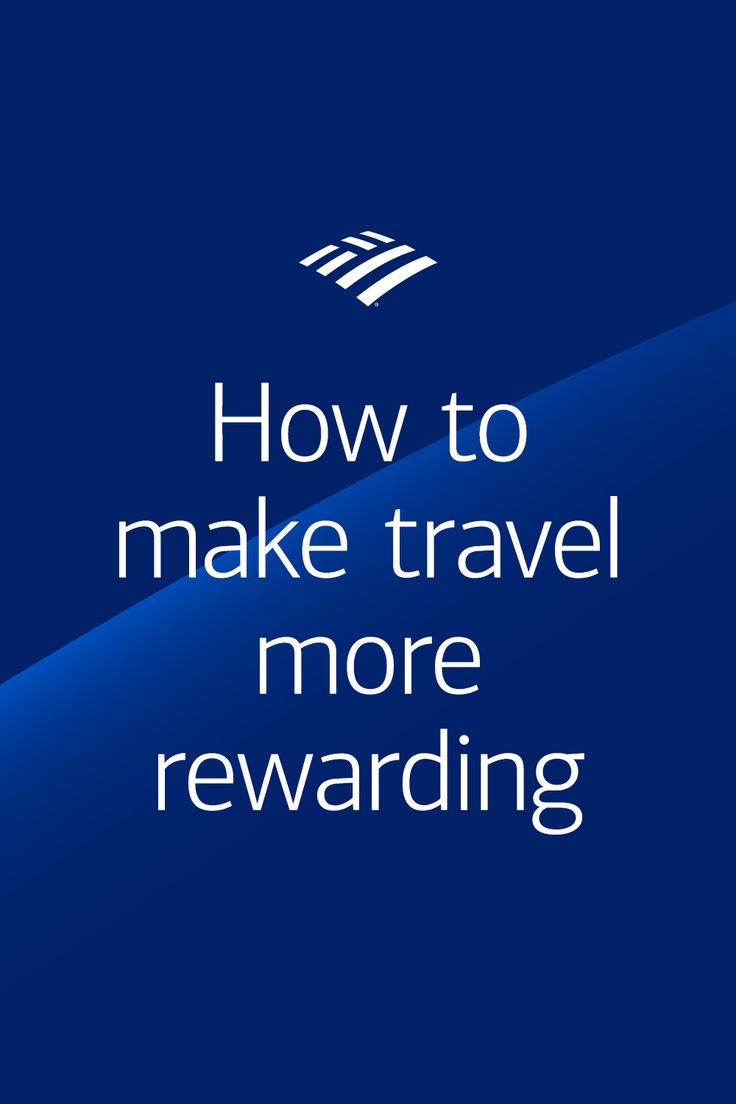 Get away, your way. Preferred Rewards members earn up to 2
