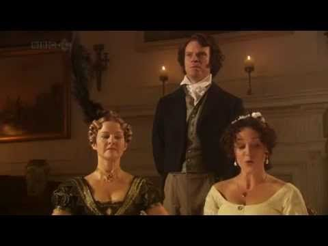 """A gentleman does not conga."" --Mr. Darcy. That Mitchell and Webb Look - Posh Dancing."