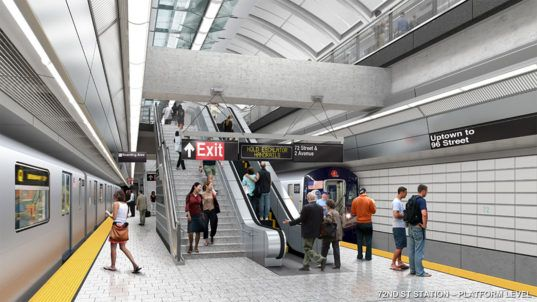 Governor Cuomo announces Second Avenue Subway opening date | Inhabitat New York City