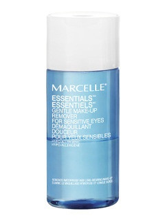 A must for any gal who likes to wear lots of eye makeup : ) Marcelle — Essentials Gentle Make-Up Remover for Sensitive Eyes