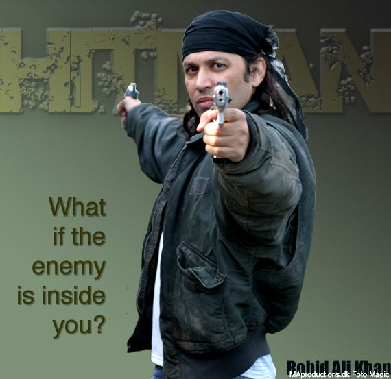 ROHID ALI KHAN what if the enemy is inside you?