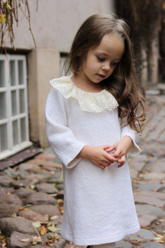 Maliposhaclothes flower girl and page boy wedding clothing | the white notebook