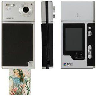 Блокноты и только :0): Первая цифровая камера со встроенным принтером