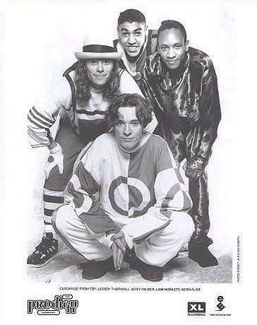 The Prodigy (90's)