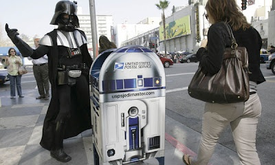 Buzón Correos Star Wars