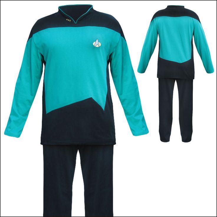 New Star Trek: The Next Generation Pajamas